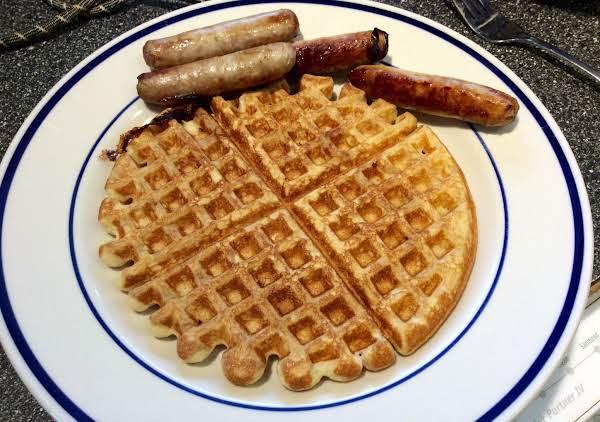 Buttermilk Malted Waffles