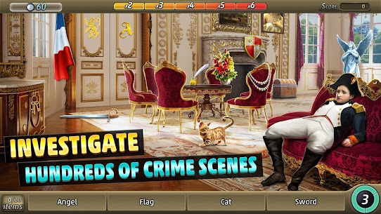 Criminal Case: Travel in Time MOD (Unlimited Star/Energy/Money) 1
