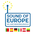 Lithuania Tourist Guide. Sound of Europe. Erasmus+ icon