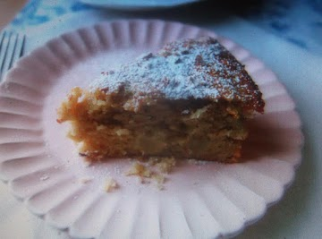 Apple-almond Coffee Cake Recipe