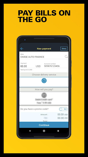 Western Union US - Send Money Transfers Quickly screenshot