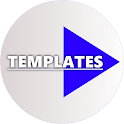 Templates for Avee Player icon
