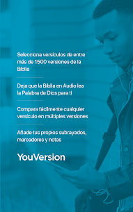 Biblia Reina Valera + Audio Gratis 6