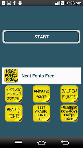 Neat Fonts Free 1