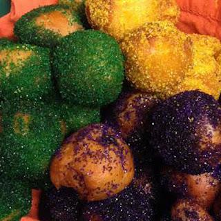 Orange-Sugar Fried Beignets
