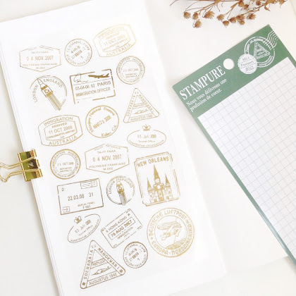 items listed under Stationery category