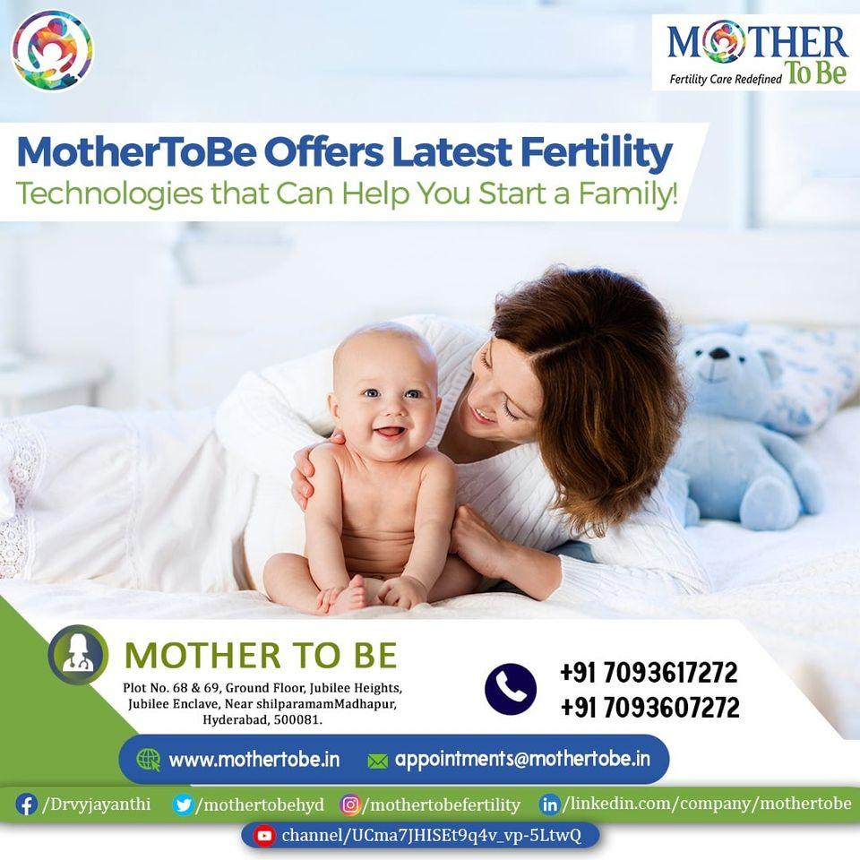 Resolve all your Infertility Issues at the best fertility center in Hyderabad 1