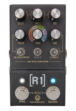 Walrus Audio Mako Series R1 Reverb