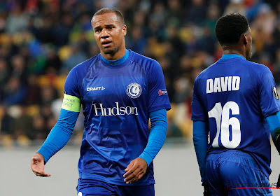 AA Gent speelde 1-1 gelijk op het veld van Oleksandria