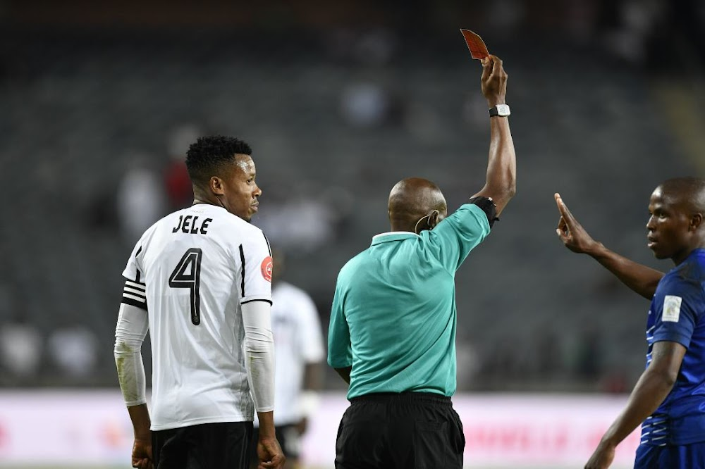Pirates coach Mokwena shrugs off Jele blow ahead of Chiefs derby