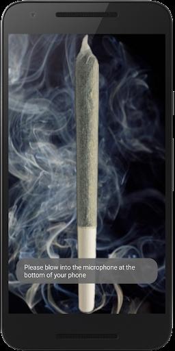 仮想ハーブを吸います