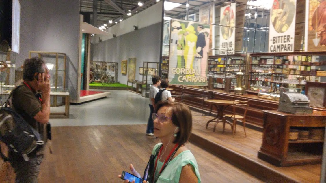 Triennale Plus. Explora Museum
