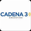 Cadena 3 Argentina icon
