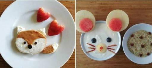 5 conseils pour préparer la rentrée en toute sérénité - petit déjeuner créatif pour enfant