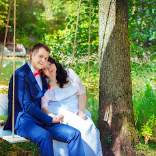 Wedding photographer Kseniya Sergeeva (alika075). Photo of 01.09.2015