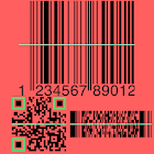 Barcode + QR Code Scanner Free icon