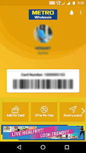 Metro Digital Card Apk – For Android 3