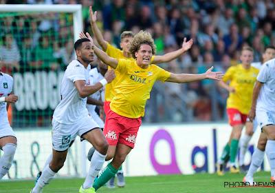 KV Oostende won met 3-1 van Cercle Brugge