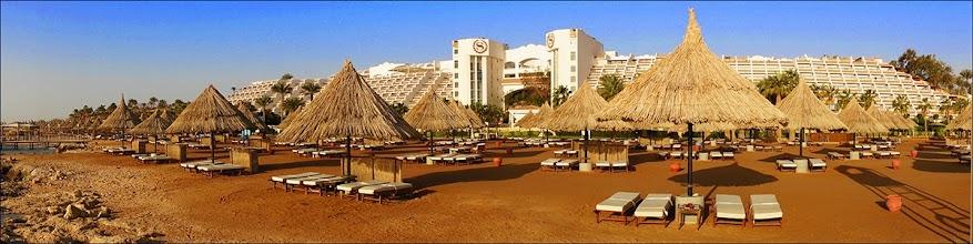 "Photo: Отель ""Шератон"". Панорама."