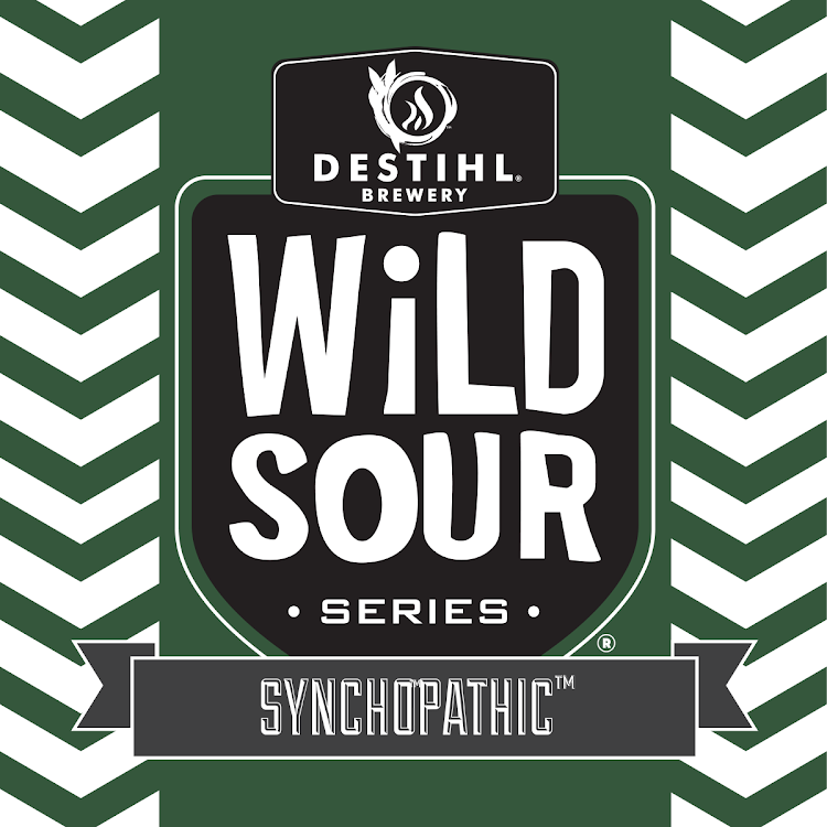 Logo of DESTIHL Wild Sour Series: Synchopathic