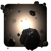 Asteroids 3D Cosmic explosion