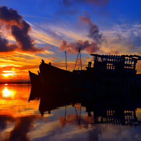 so calm by Pras Manan - Landscapes Sunsets & Sunrises