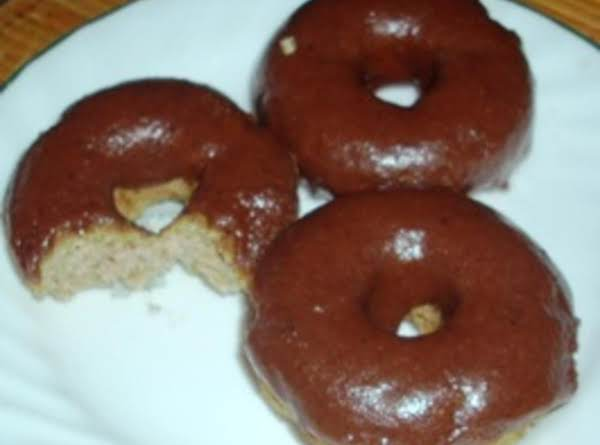 Mini-gluten Free Baked Buttermilk Donuts