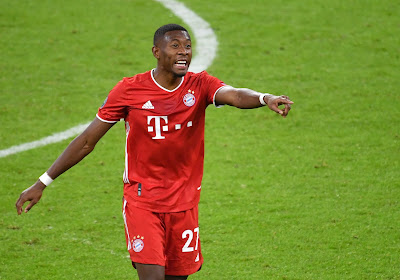 David Alaba égale le record de Franck Ribery au Bayern