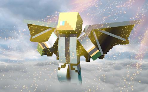 Angel Skins for Minecraft - náhled