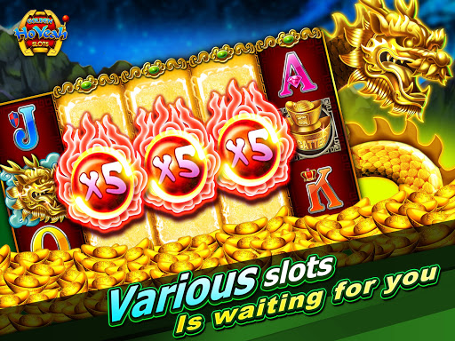 Slots (Golden HoYeah) - Casino Slots 2.5.2 screenshots 5