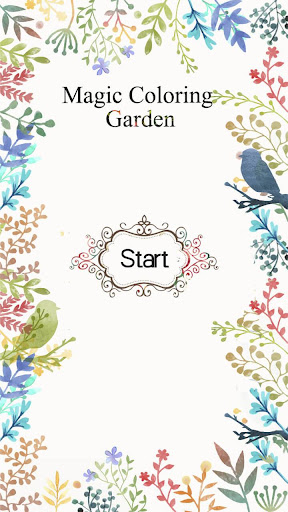 Magic Coloring Garden|玩休閒App免費|玩APPs