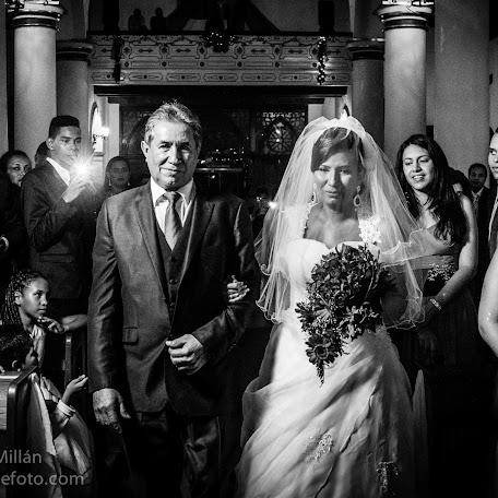 Fotógrafo de bodas Jorge Millan (jorgejosefoto). Foto del 10.01.2016