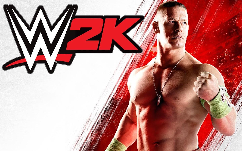 WWE 2K- screenshot
