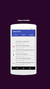 Nearby Free Coupon Codes India screenshot