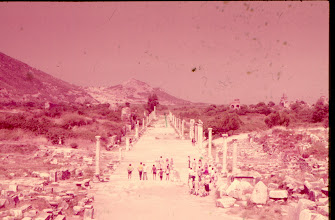 Photo: A couple of thousand years ago, this was a seaport Turkey tour