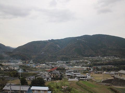 阪急バス「よさこい号」昼行便 2891 車窓 その4