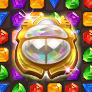 Cleopatra's Jewels - Ancient Match 3 Puzzle Games