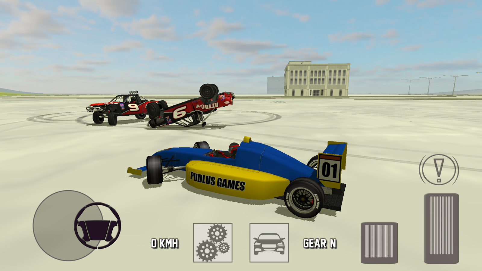 king of racing car screenshot