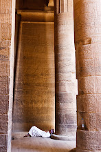 Photo: Temple of Philae. Aswan, Egypt