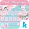 Soft Memories Keyboard Theme 1.0 Apk