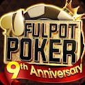 Fulpot Poker : Free Texas Holdem,Omaha,Tournaments icon