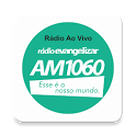 Rádio Evangelizar AM 1060 icon