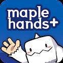 메이플 핸즈+ icon