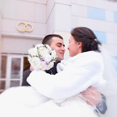 Wedding photographer Andrey Naryshkin (naryshkinfoto). Photo of 20.12.2016