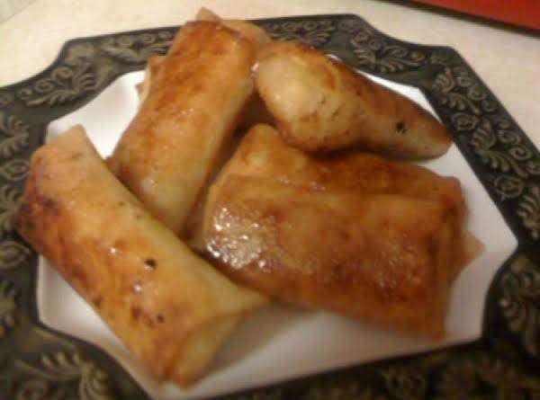 Banana Lumpia Recipe
