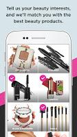 screenshot of ipsy: Makeup, Beauty, and Tips