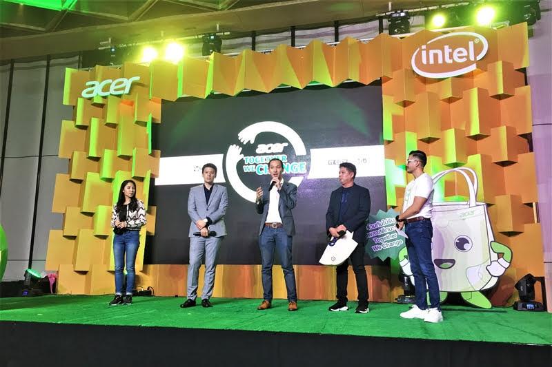 Acer Together We Change