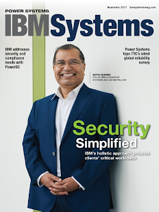 IBM Systems Mag Power edition- screenshot thumbnail