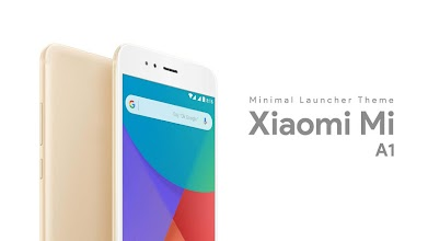 Launcher Theme For Xiaomi Mi A1 1 0 latest apk download for Android