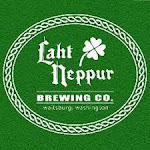 Logo for Laht Neppur Brewing Co.